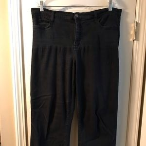Black Not Your Daughters Jeans-Size 12